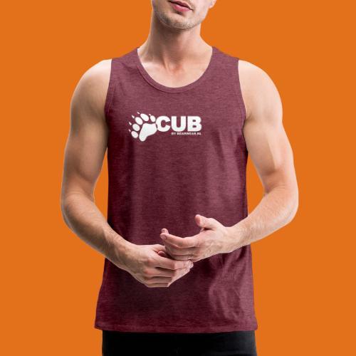 cub by bearwear sml - Men's Premium Tank Top