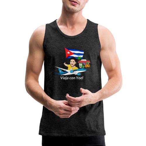 Cuba - Viaja con Yoel - Tank top premium hombre
