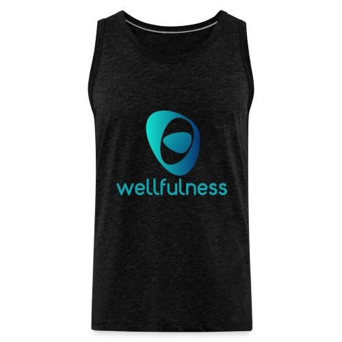 Wellfulness Sport Clasic - Tank top premium hombre