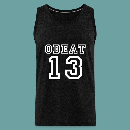 Obeat Limited Edition - Mannen Premium tank top