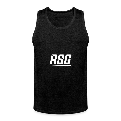 RedswordGames - Premium singlet for menn