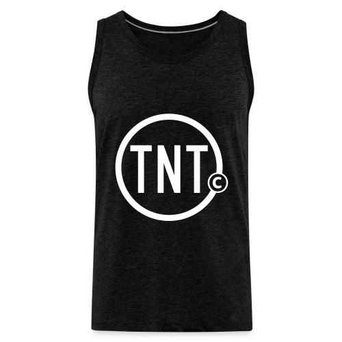 TNT-circle - Mannen Premium tank top