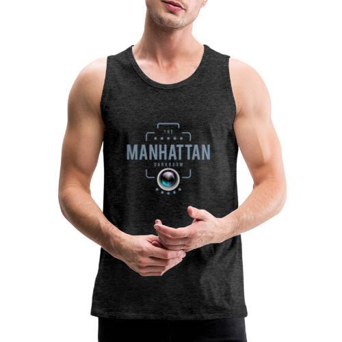 MANHATTAN DARKROOM VINTAGE - Débardeur Premium Homme