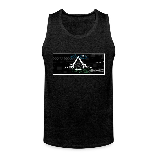 watch creed - Tank top męski Premium