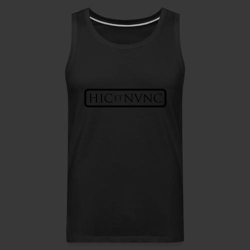 hicetnunc - Men's Premium Tank Top