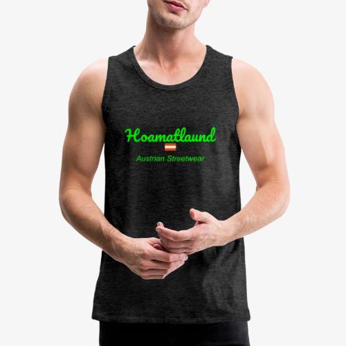 hoamatlaund austrain Streetwear - Männer Premium Tank Top
