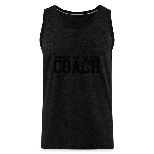 Coach - Débardeur Premium Homme