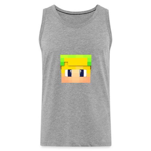 Yoshi Games Shirt - Mannen Premium tank top