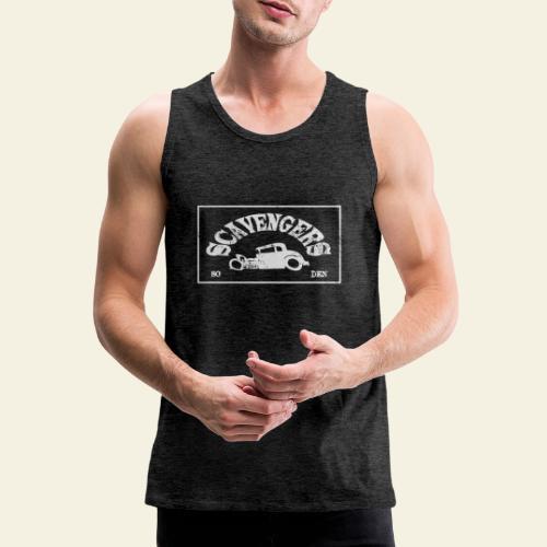 scavengers1 - Herre Premium tanktop