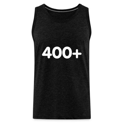 400 - Mannen Premium tank top