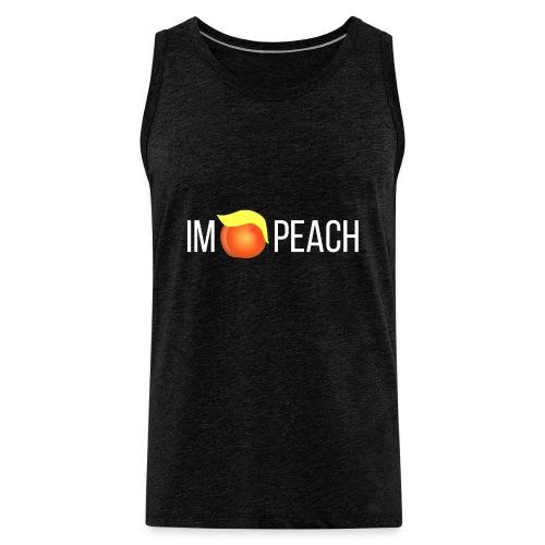 IMPEACH / Light Unisex Hoodie Sweat - Men's Premium Tank Top