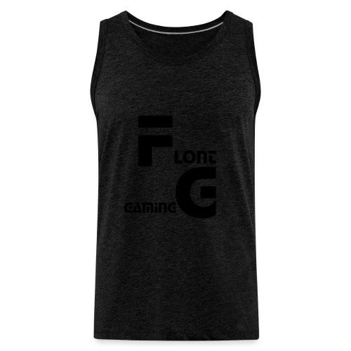 Flont Gaming merchandise - Mannen Premium tank top