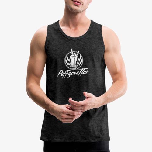 Riffgewitter - Hard Rock und Heavy Metal - Männer Premium Tank Top