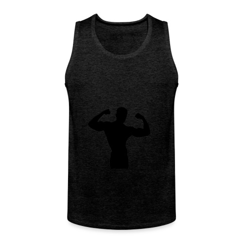 Musculation - Débardeur Premium Homme