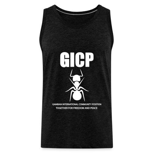 GICP - Men's Premium Tank Top