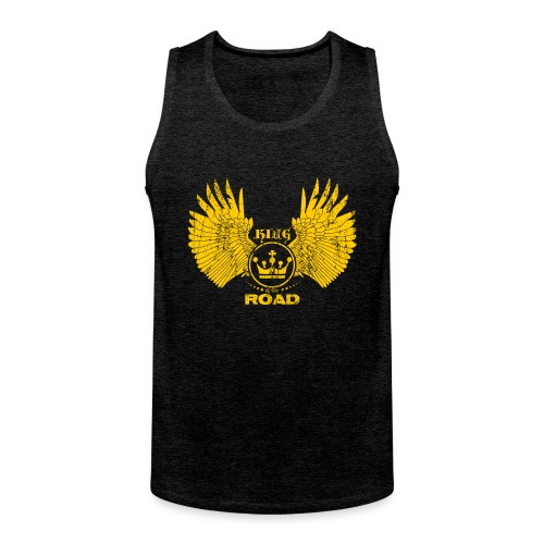 WINGS King of the road light - Mannen Premium tank top