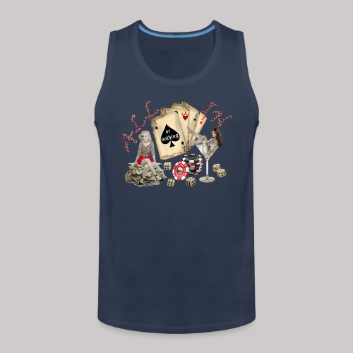 All In or nothing - Männer Premium Tank Top