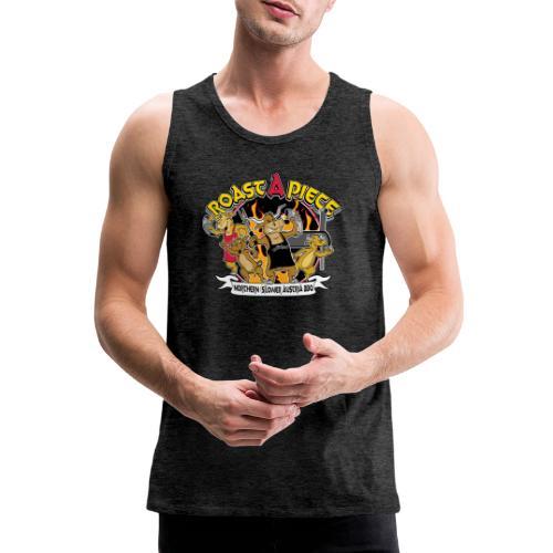 Roast a Piece Streetwear - Männer Premium Tank Top