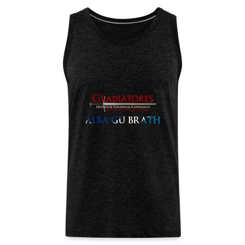 ALBAGUBRATH - Männer Premium Tank Top
