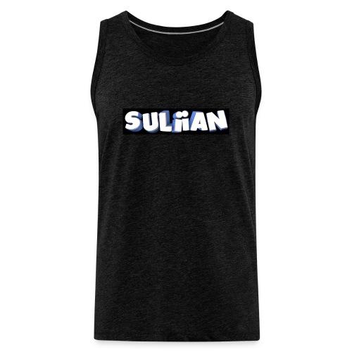 Suliian -Schrift 1 - Männer Premium Tank Top