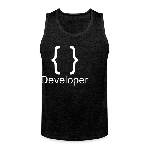 Developer - Männer Premium Tank Top