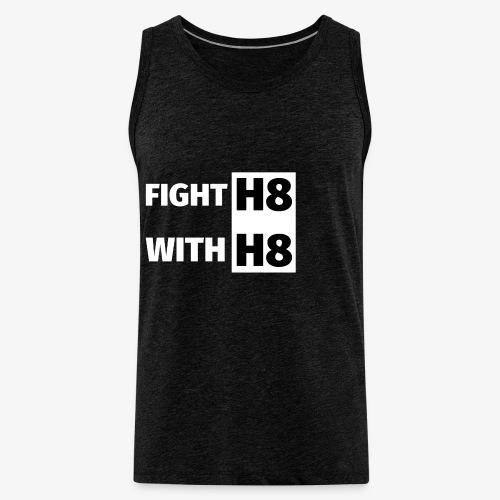 FIGHTH8 bright - Men's Premium Tank Top