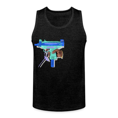 uzi - Men's Premium Tank Top