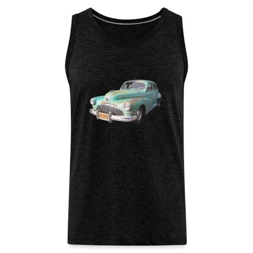 Classic car. Chrysler - Mannen Premium tank top