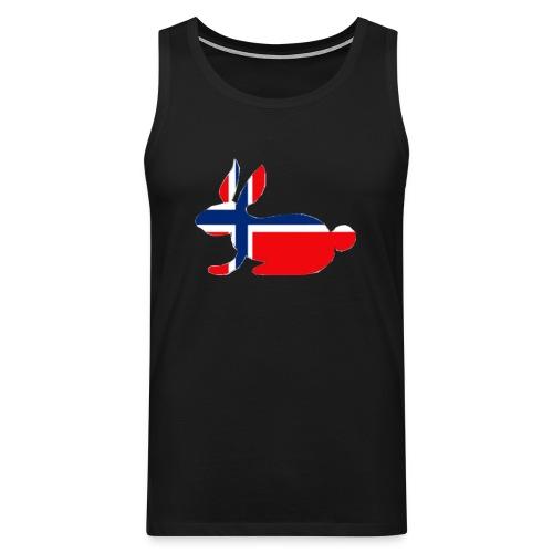 norwegian bunny - Men's Premium Tank Top