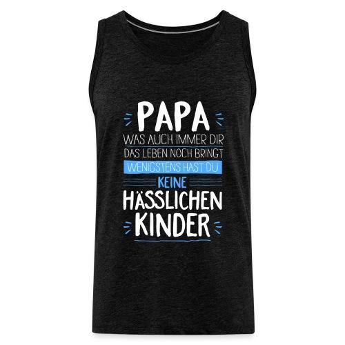 Papa - Männer Premium Tank Top