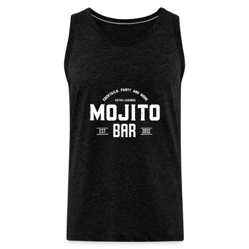 mojito bar - Männer Premium Tank Top