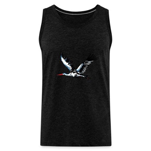 flyingstorchcolo1Tshirt4 - Männer Premium Tank Top