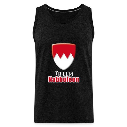 tshirt_franken_dreggsnaboleon_ohne_frank - Männer Premium Tank Top