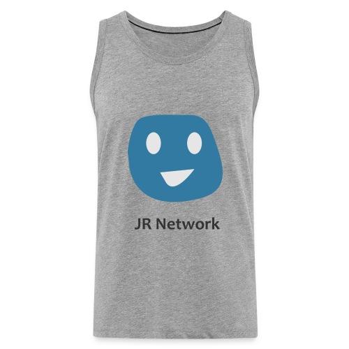 JR Network - Men's Premium Tank Top