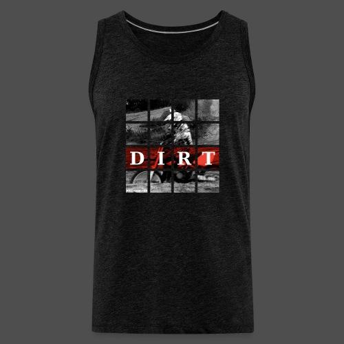Dirt RD 19 - Men's Premium Tank Top