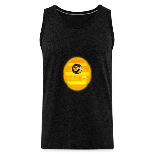 Herre T-Shirt - Med logo - Herre Premium tanktop