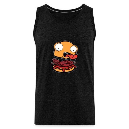 Crazy Burger - Tank top premium hombre