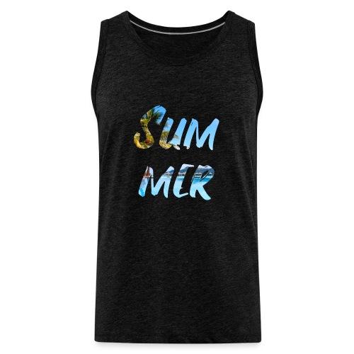 Summer - Männer Premium Tank Top