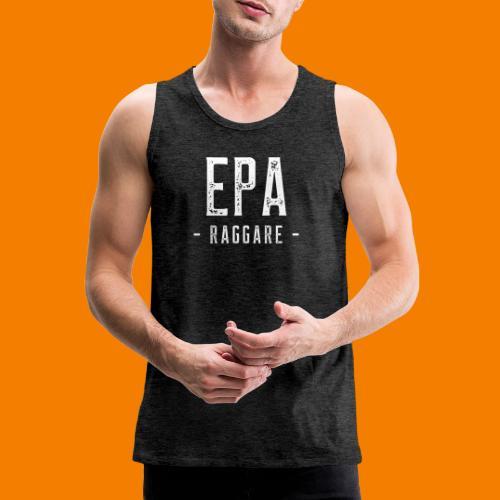 Eparaggare - Premiumtanktopp herr
