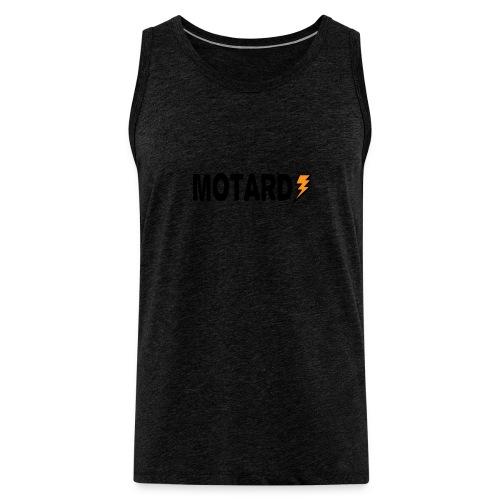 Motard Power Logo Moto - Canotta premium da uomo