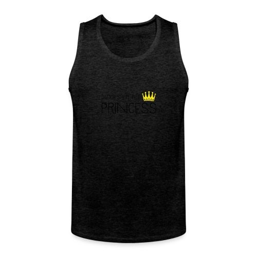 Daddy's little Princess - Männer Premium Tank Top