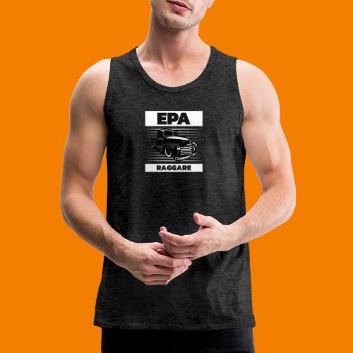 Epa-raggare - Premiumtanktopp herr