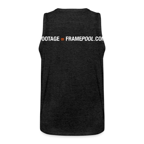 footage = framepool.com - Men's Premium Tank Top
