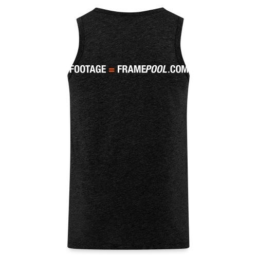 footage = framepool.com - Men's Premium Tank Top