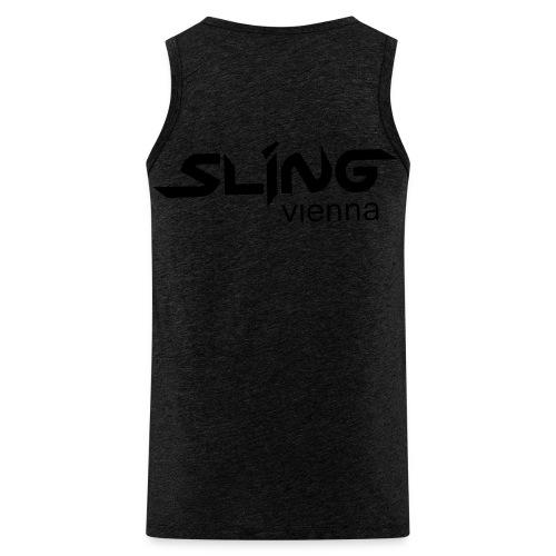 sling sexy muscle shirt - Männer Premium Tank Top