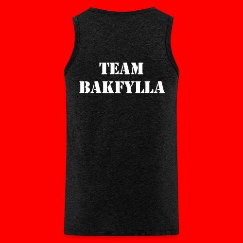 Team Bakfylla - Premiumtanktopp herr
