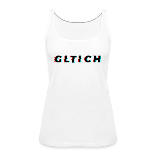 Glitch - Women's Premium Tank Top