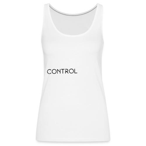 Control - Frauen Premium Tank Top