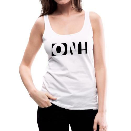 ONH - Naisten premium hihaton toppi