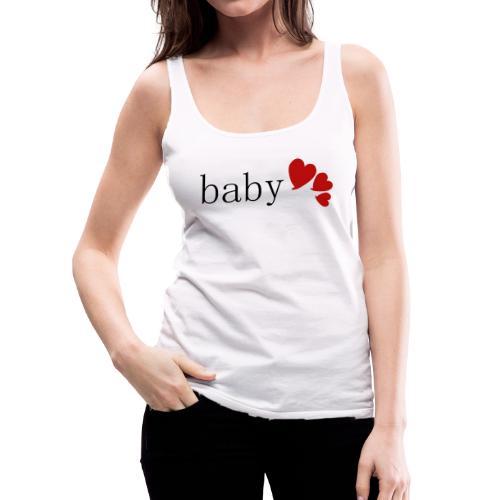 baby - Débardeur Premium Femme